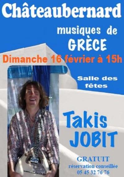 affiche 2014 concert Grec