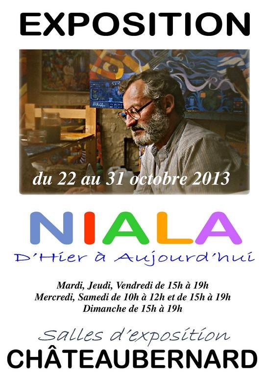 Niala affiche