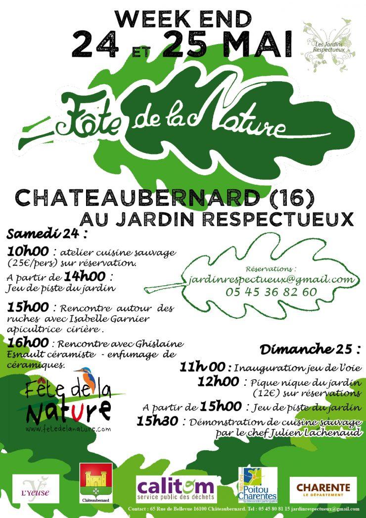 programme fête de la nature 2014