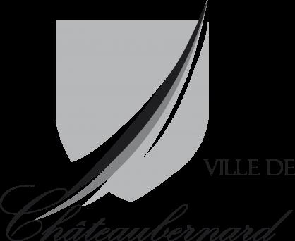 nouveau Logo_Chateaubernard_N&B
